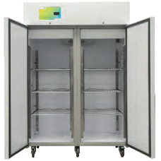 Refrigerator with freezer Coldway Lab Dual 2x350