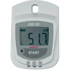 Temperature / Humidity Data Logger Ebro EBI 20-TH1