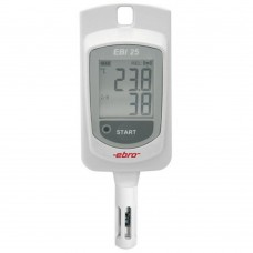 Wireless Temperature / Humidity Data Logger Ebro EBI 25-TH