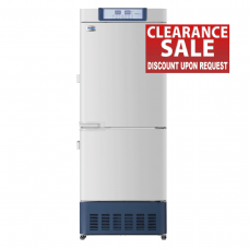 Combined refrigerator and freezer Haier HYCD-282
