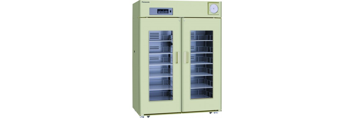 Blood Bank Refrigerator Panasonic (Sanyo) MBR-1405GR-PE