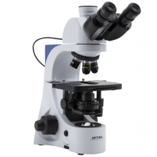 Upright transmitted light laboratory microscope with automatic light control Optika B-382PL-ALC